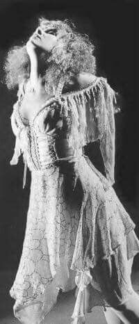 Stevie, the beautiful rock and roll ballerina    ☆♥❤♥☆