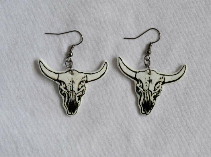 bulls skulls