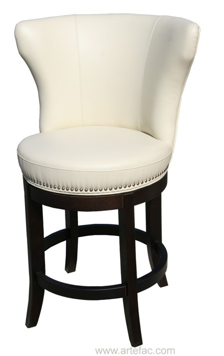 Entertain Like Royalty With This Over Sized Swivel Bar And