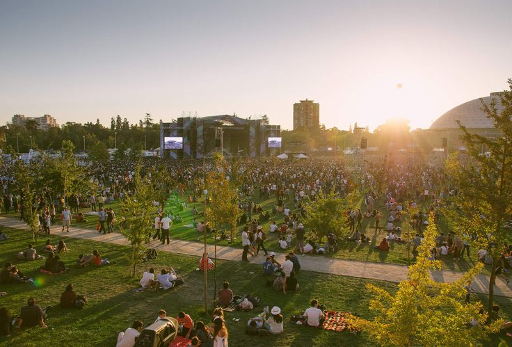 Every Single Summer Festival in Chicago, Now in One Calendar 2015