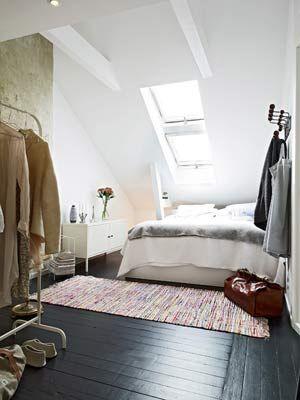 Loft Schlafzimmer Dekoration Dekoration Pinterest Bedroom