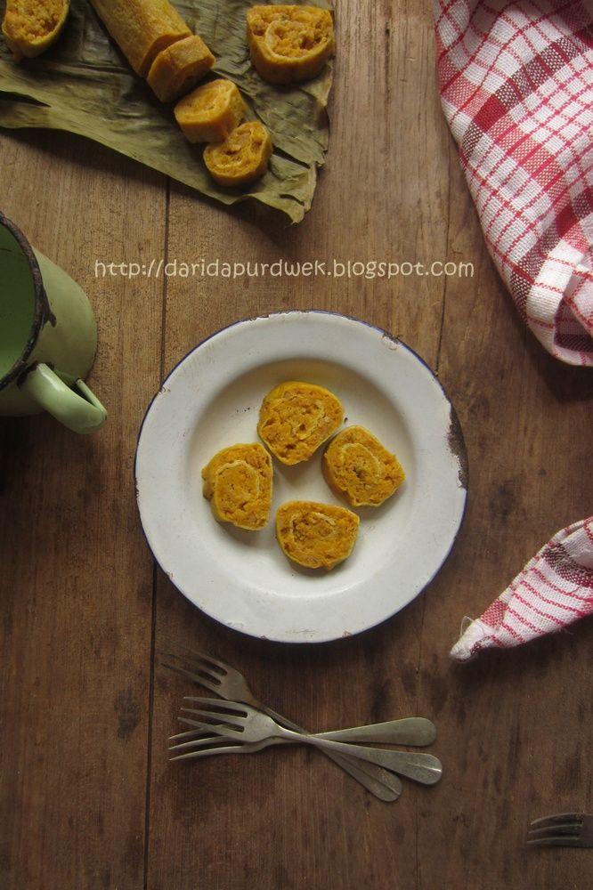 pumpkin rollade