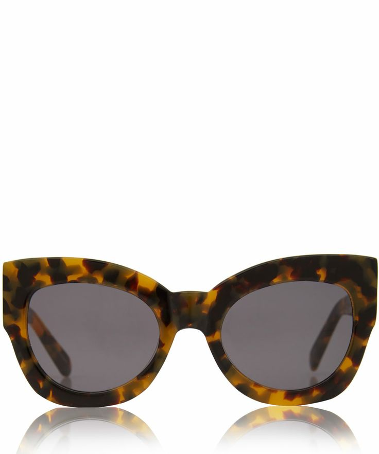 Karen Walker Tortoiseshell Northern Lights Sunglasses | Women's Sunglasses by Karen Walker | Liberty.co.uk