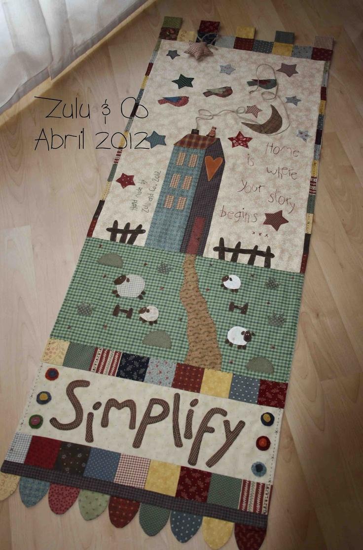 Jo Morton Quilt Patterns Free | primitive quilt love