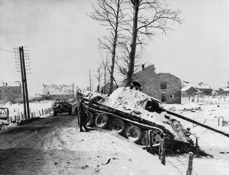 Unternehmen Wacht am Rhein – Battle of the Bulge – Ardennes Offensive