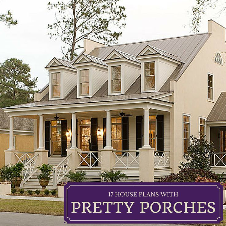 920 best images about dream home on pinterest for Southern homes with porches