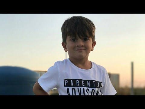 This Video Will Make You Love Thiago Messi ( Lionel Messi's son ) - YouTube
