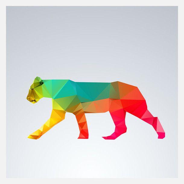 Lioness Crystal Print