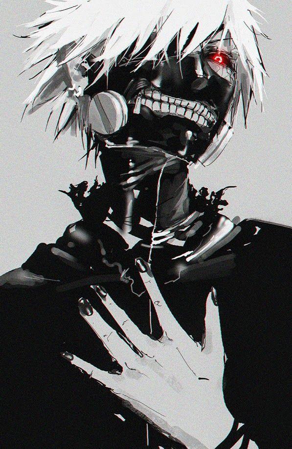 Kaneki Ken – Tokyo Ghoul: re #GG #anime – #anime #…