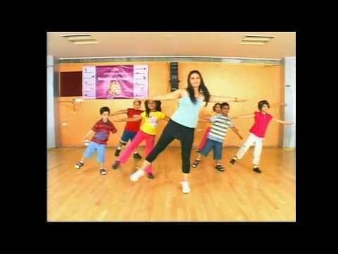 ▶ Bollywood Dance for Kids - Jai Ho - YouTube