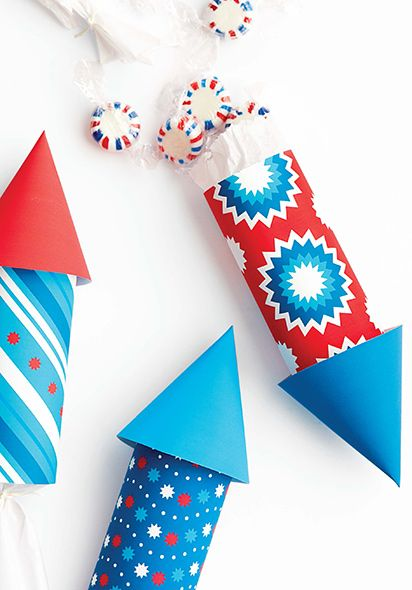 4th of july rocket craft