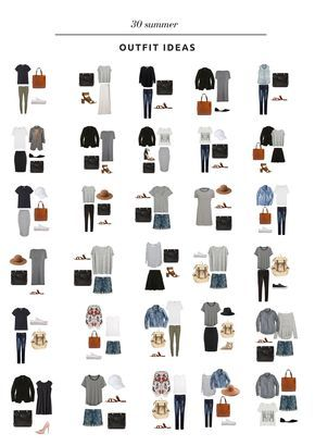 So I've been using the Stylebook app for awhile now, but this past month I made it a goal of mine to log, and thus wear, 30 completely unique outfits over the course of 30 days. Challenge ac…