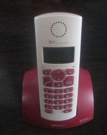 Telefono inalambrico SPC Telecom 7226G  - Conservacion: usado (en perfecto funcionamiento)- Cara ..  http://leon-city.evisos.es/telefono-inalambrico-spc-telecom-7226g-id-559256