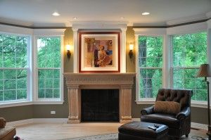 upgrade your fireplace mantel with Mantels Direct