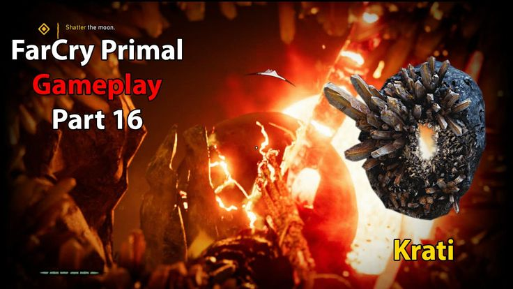 Mask of Krati The most powerful weapon in Far Cry Primal