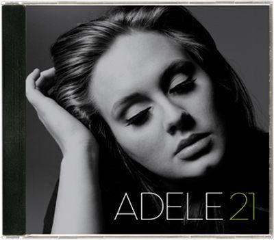 21 - ADELE (CD) - cd/a-aa – FONA