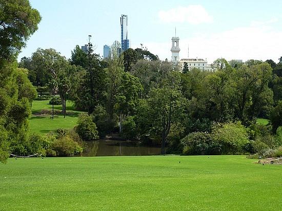 Royal Botanical Gardens - Melbourne