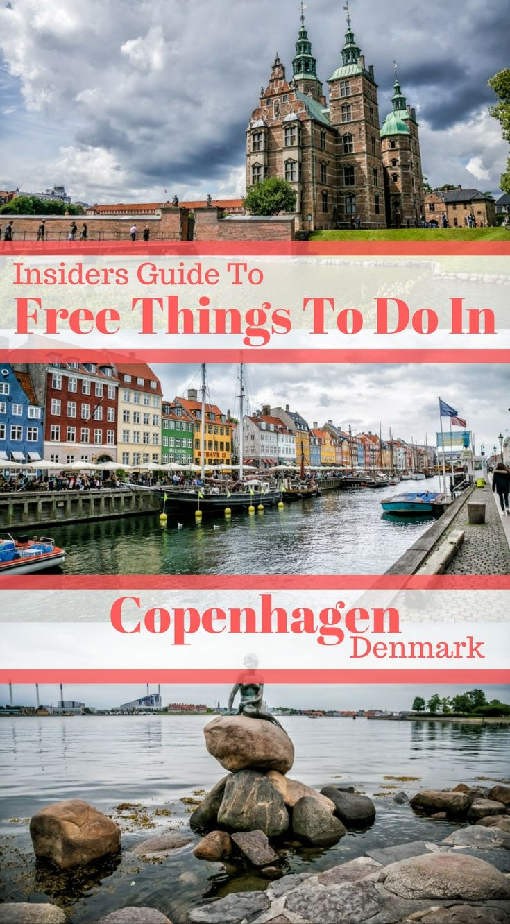 Insiders guide to free things to do in Copenhagen Denmark. We have stockpiled all the best things to do and see in Copenhagen Denmark, the best thing is they all are free! You will not have to spend a single penny to see and experience the iconic sites! http://www.divergenttravelers.com/best-photo-spots-in-copenhagen/