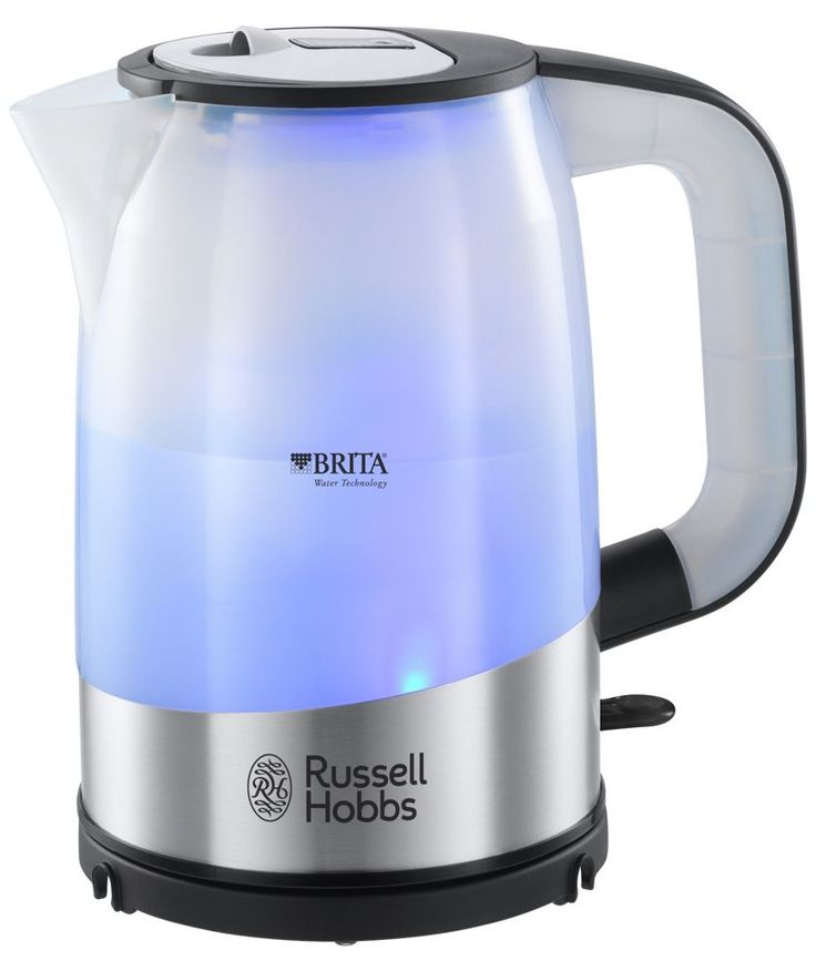 buy russell hobbs 18554 brita filter kettle   stainless steel at argos co uk    small kitchen appliancessmall     the 25  best brita kettle argos ideas on pinterest   brita glass      rh   pinterest nz