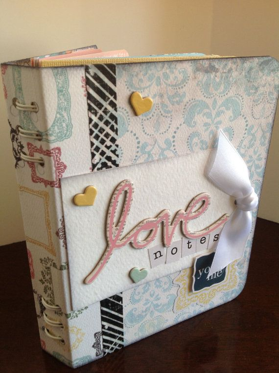 This is a one of a kind little diary, scrapbook, smash book or junk journal, perfect size for carrying around in your purse or carryon luggage.