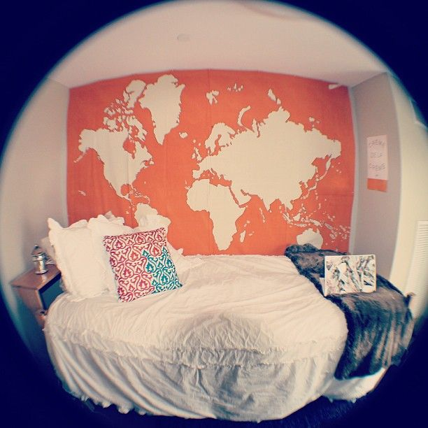 Atlas Urban Outfitters Tapestry