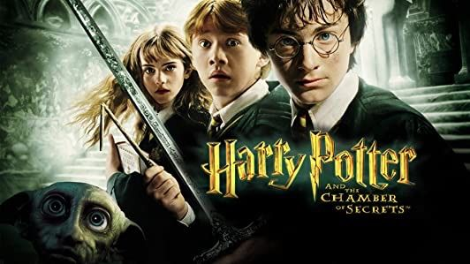 Harry Potter And The Chamber Of Secrets 2002 Dual Audio Hindi English 480p 350mb Bluray Mkv In 2021 Harry Potter Prime Video Amazon Prime Movies