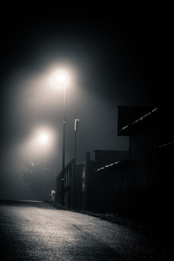 Night in Zásada by Robert Rieger - Photo 138539909 - 500px