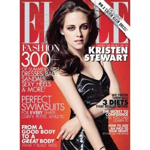 Elle Magazine (1-year auto-renewal).$5