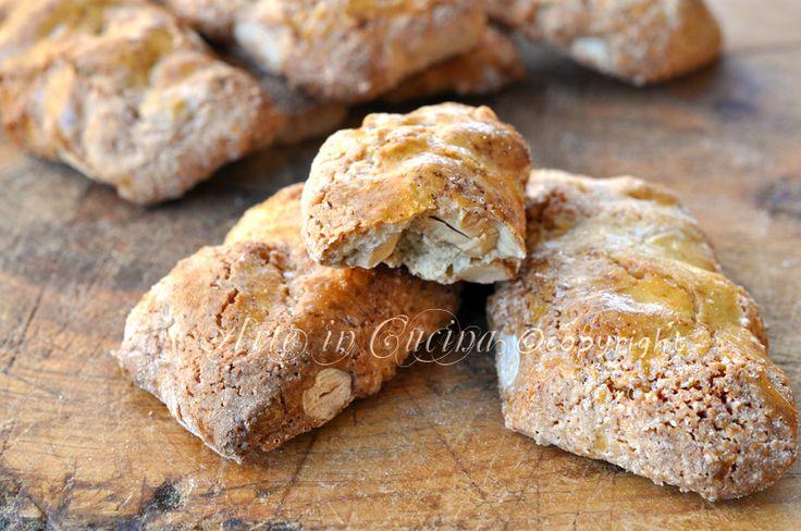 Biscotti quaresimali napoletani ricetta arte in cucina