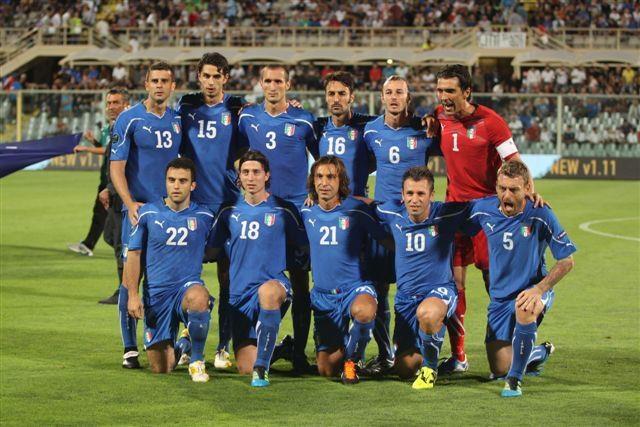 Forza Azzurri!!!