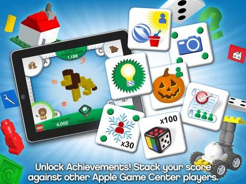 Lego Creationary app