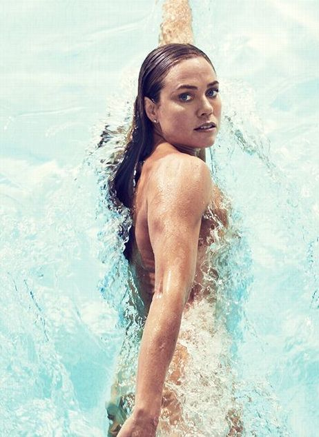 Scoliosis can't stop Olympic medalist Natalie Coughlin
