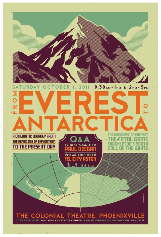 .: Design Inspiration, Old Schools, Events Poster, Poster Design, Retro Poster, Graphics Design, Color Combinations, Travel Poster, Toms Whalen