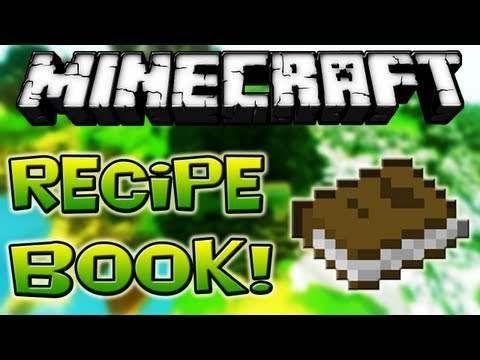 recipe book 162 mod for minecraft 162161 http