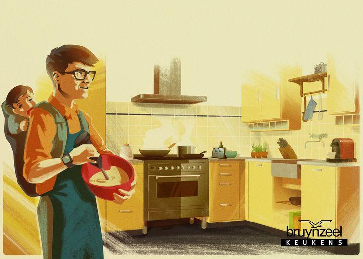 Jaren 30 Keuken Bruynzeel : bruynzeel keukens slagzin van toen mozaiek com jaren 20 jaren 30