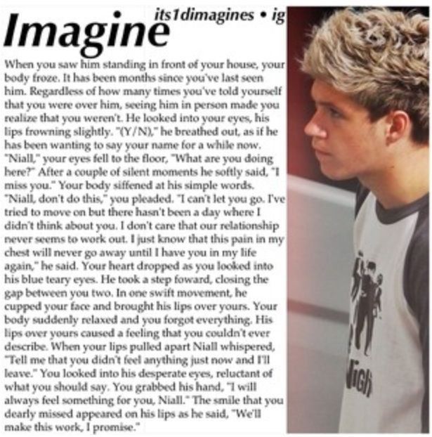 one of the best imagines ive read yet one direction
