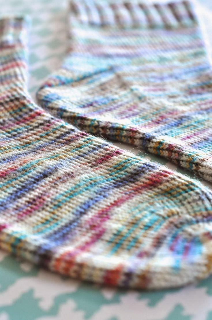 como tricotar meias {um guia para principiantes iniciantes}