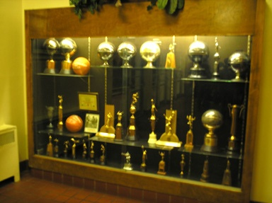 Granite High School Athletics Trophy Case By US SouthPaw Via Flickr
