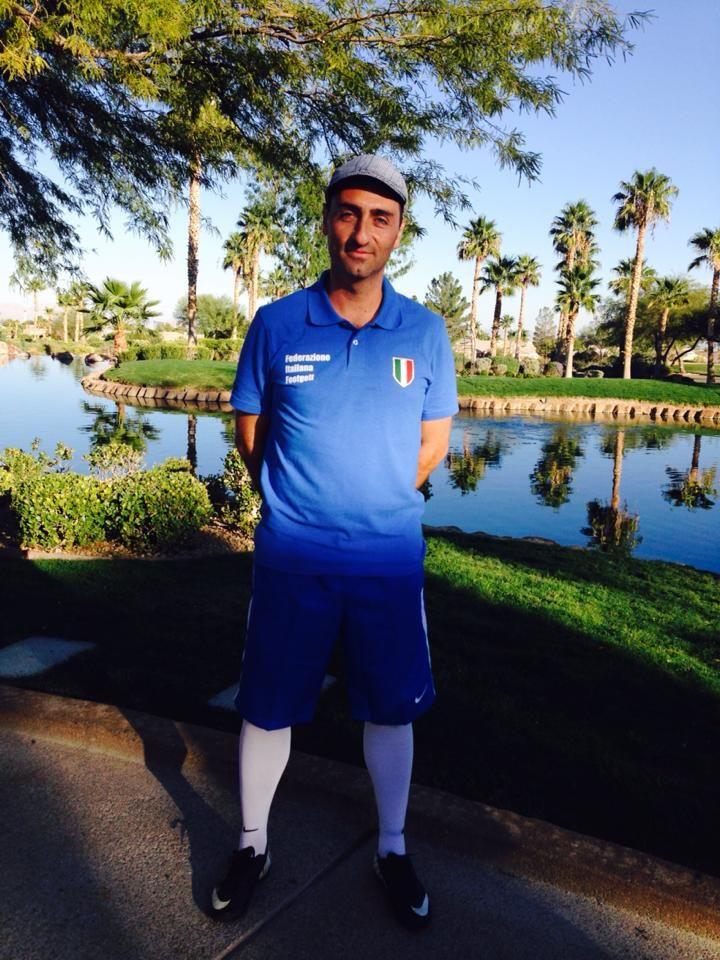 Stefano Santoni, Nazionale della @Federazione Italiana FootGolf Federazione Italiana FootGolf
