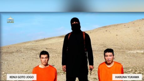ISIS has threatened to kill the two men unless Japan pays the group $200 million. The ultimatum expires at 2:50 p.m. Friday, Tokyo time (12:50 a.m. ET Friday).