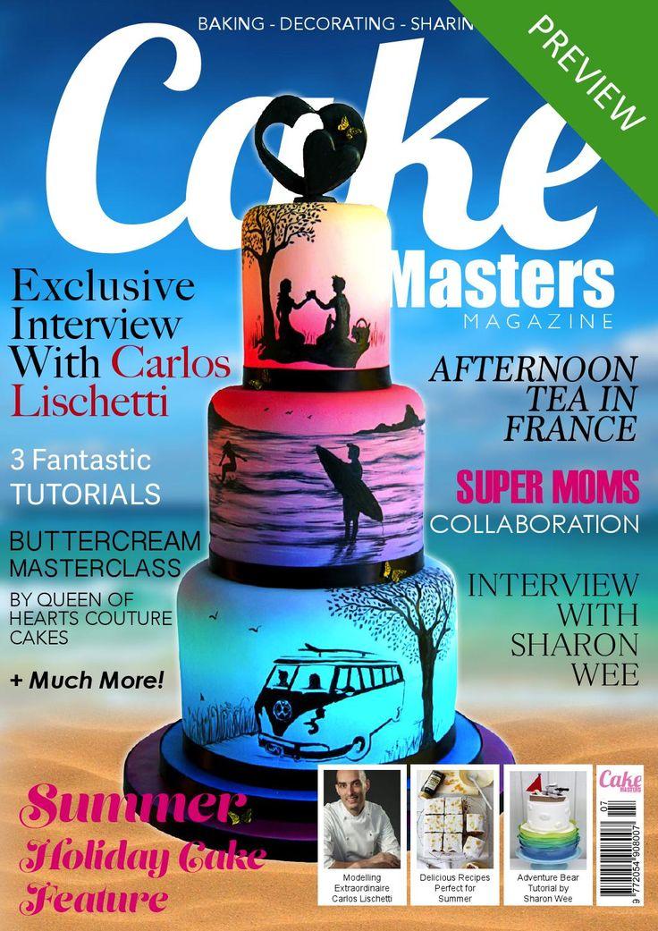 Cake Masters Magazine - July 2014