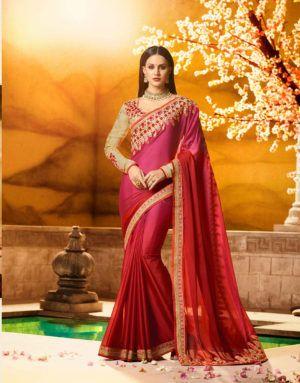 66c45e8c76 Exclusive Saree Archives - www.clickonbazaar.com   Banarasi Silk ...