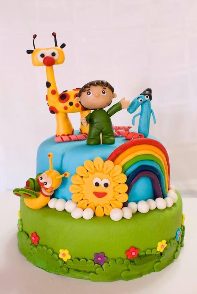 torta baby tv niño