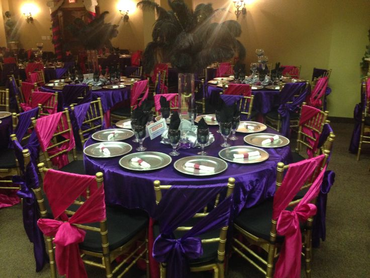 Quinceanera Hall Decorations Pink 28 best images ...