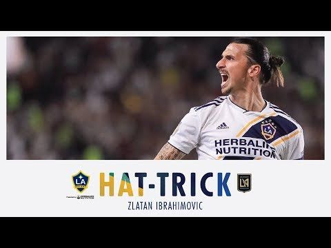 Zlatan Ibrahimovic's hat trick vs. LAFC | July 19, 2019 – YouTube