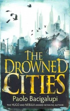 In a dark future America with unending civil wars, orphans Mahlia  and Mouse barely escape the war-torn lands of the Drowned  Cities. Their fragile safety is soon threatened and Mahlia will have  to risk everything if she is to save Mouse, as he once saved her.  Exciting sequel to Ship Breaker.