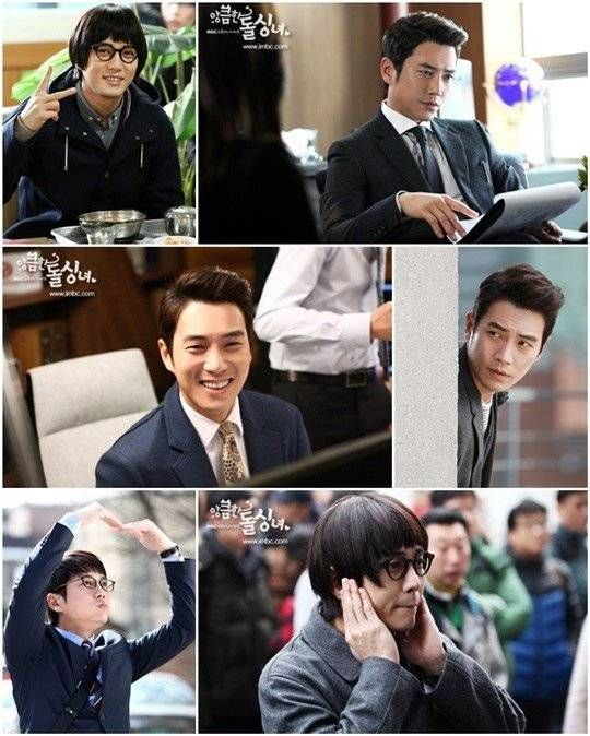 Joo Sang Wook thanks the viewers of 'Cunning Single Lady' | allkpop