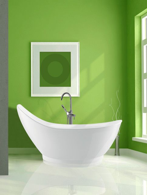 MTI Whirlpools Savoy MTCT-148 - eclectic - bathtubs - other metro - plumbingboss.com