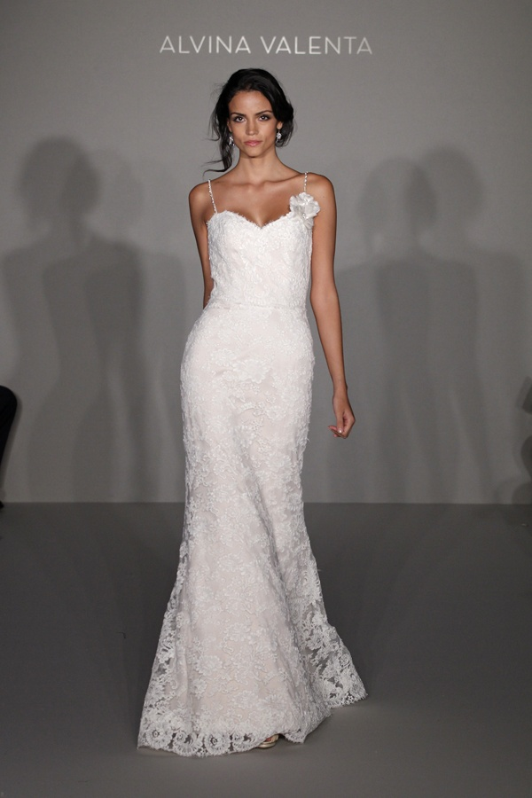 129 best Lace Wedding Dresses images on Pinterest | Wedding ...