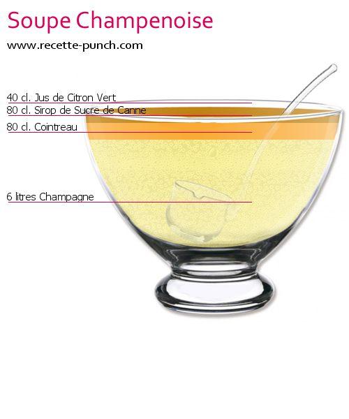 les 25 meilleures id es concernant soupe champagne sur pinterest recette soupe de champagne. Black Bedroom Furniture Sets. Home Design Ideas